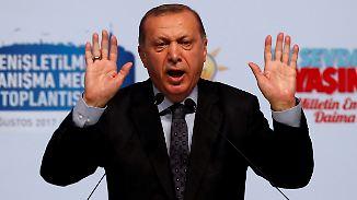 Das war der Morgen bei n-tv: Türkei-Konflikt spitzt sich zu