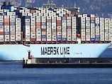 Moeller-Maersk will sich auf das Logistik- und Transportgeschäft konzentrieren.