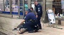 Mann war auch in Deutschland: Attentäter von Finnland identifiziert