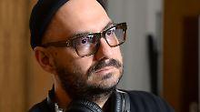 Star-Regisseur und Kremlkritiker: Polizei nimmt Kirill Serebrennikow fest