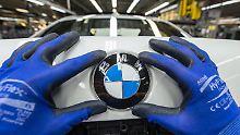 SUVs und E-Modelle stützen: BMW steigert Absatz leicht