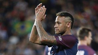 Traumtore aus Europas Ligen: Neymar zaubert, Kroos ballert