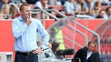 Null Punkte, null Argumente: FC Ingolstadt entlässt Coach Walpurgis