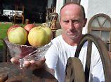 Posse um Apfelköniginnen-Wahl: Dieser Mann ärgert eine ganze Kleinstadt