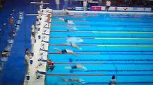 Der Sport-Tag: Schweigeminute statt Gold: Schwimmer rührt die Herzen