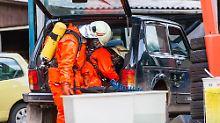 Explosionsgefahr bei Wiesbaden: Jäger betankt Auto mit Wasserstoffperoxid