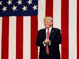Nafta, Mauer, Jobs: Trump zwischen Wunsch und Wirklichkeit