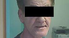 Auf der Flucht: Mit diesem Foto suchen die Behörden nach dem 65 Jahre alten Willi S.