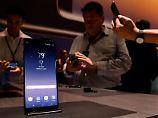 Der Tag: Samsung meldet Rekord am großen iPhone-Tag