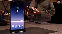 Abschied vom Akku-Trauma: Samsung meldet sich mit Note 8 zurück