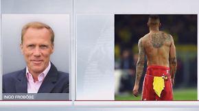 """""""Tinte belastet Leber und Niere"""": Professor warnt vor Tattoos bei Fußballern"""