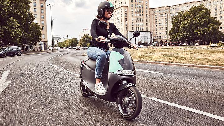 Das Unternehmen Coup ist ein der neuen Anbieter von E-Rollern in Großstädten.