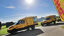 Der Börsen-Tag: Deutsche Post verbündet sich mit BMW-Tochter
