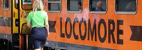 Sehr viel günstiger als die Bahn: Locomore rollt wieder nach Stuttgart