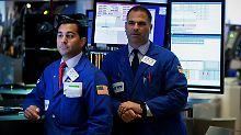 Alle Augen auf Jackson Hole: US-Börsen verzeichnen Abgaben