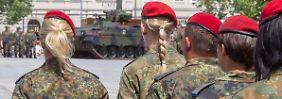 Unteroffizier wird suspendiert: Vergewaltigungsvorwurf bei der Bundeswehr