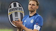 Der Sport-Tag: Juventus Turin flirtet mit Höwedes
