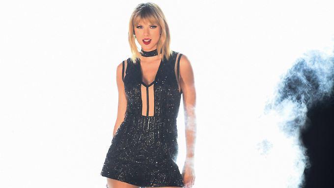 Ein Blatt nimmt sie auf jeden Fall selten vor den Mund: Taylor Swift.