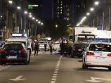 Nach der Messerattacke in Brüssel.