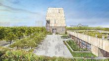 """""""Mehr als nur ein Gebäude"""": Obama-Bibliothek nimmt Gestalt an"""