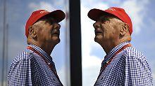 Déjá-vu: Der Ex-Formel-1-Star Niki Lauda zeigt nach der Insolvenz von Air Berlin Interesse an der von ihm gegründeten Fluglinie.