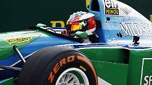 Der Sport-Tag: Sohn Mick ehrt Schumacher mit Fahrt im WM-Auto