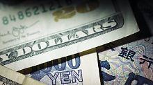 Dollar, Franken, Kronen: Geldanlage in fremder Währung ist spekulativ