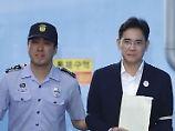 Der Tag: Samsung-Erbe geht in Berufung gegen Hafturteil