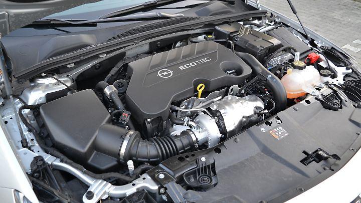 Der 170 PS starke Diesel hat seine Stärke vor allem auf der Langstrecke.