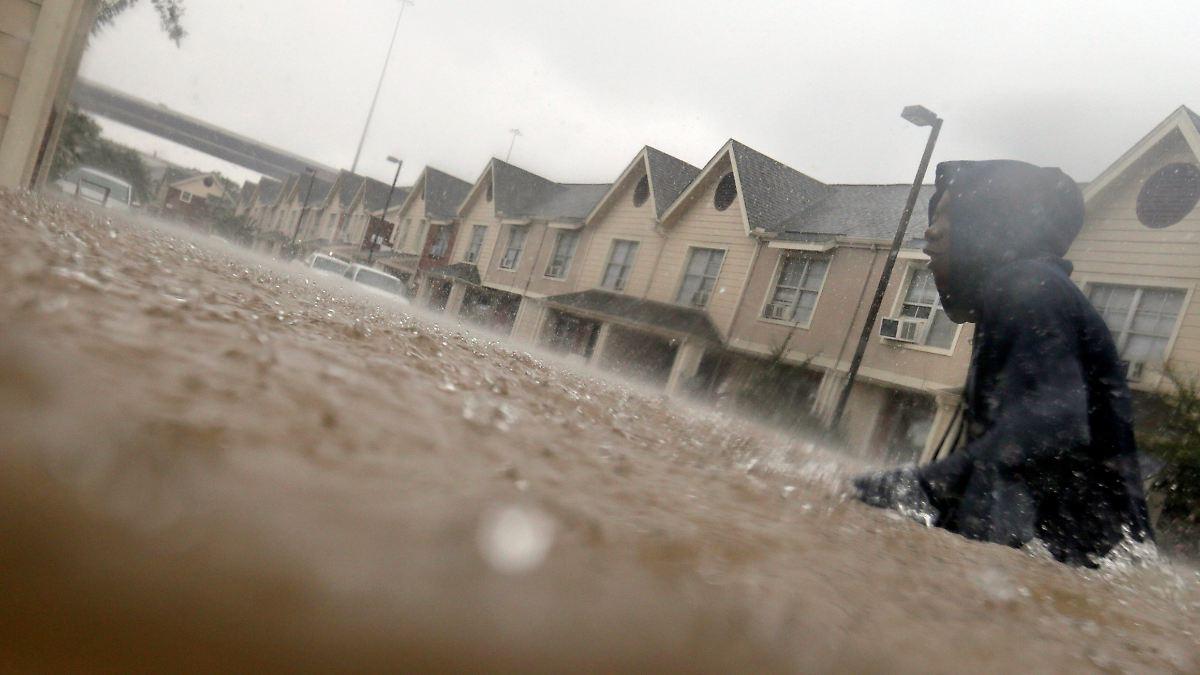 Trump ruft Katastrophenfall für Louisiana aus