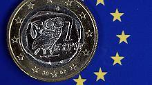 """""""Durchaus positive Aussichten"""": Merkel blickt optimistisch nach Griechenland"""