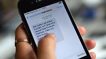 Tabuisierte Krankheiten: Anonyme Syphilis-Warnung per SMS