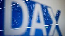 Der Börsen-Tag: Dax nagt an der 12.700