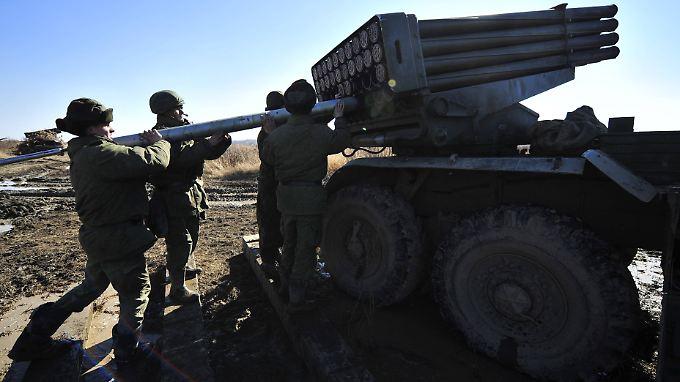 In der Vergangenheit sorgte Russland mit verschiedenen Manövern im Grenzgebiet für Streit.