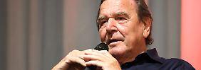 """""""Ich werde das tun"""": Schröder verteidigt Einstieg bei Rosneft"""