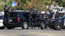 Ermittlungen wegen Autodiebstahl: Hotelschießerei endet mit totem Polizist