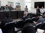 Schritt in Richtung Stabilität: Afghanistan bringt korrupte Elite vor Gericht