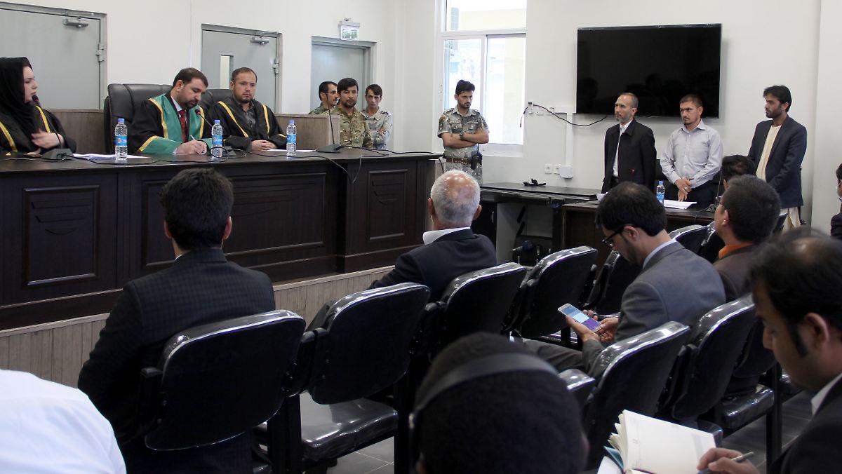 Afghanistan bringt korrupte Elite vor Gericht