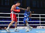 Für Baraou geht's um WM-Gold: Amateurboxer will Ansage an Merkel einlösen