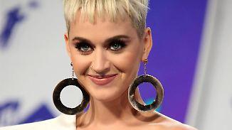 Promi-News des Tages: Bauch von Katy Perry wölbt sich verdächtig