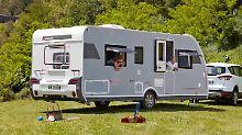 Der Sterckeman Alizé Evasion bietet seinen Bewohnern den Standard eines Teilintegrierten Wohnmobils.