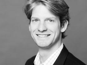 Dr. Christopher Grieben ist Dozent an der Deutschen Sporthochschule Köln.