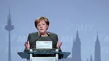 Schärfere Politik möglich: Merkel verurteilt Festnahmen in Türkei