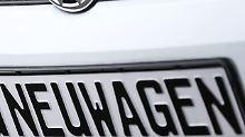 Neuwagen-Preisen auf Rekordtief: Pkw-Käufer profitieren von Rabattschlacht