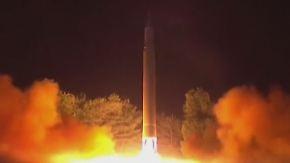 """Test """"erfolgreich"""": Nordkorea meldet Zündung von Wasserstoffbombe"""