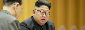 Trump beruft Sicherheitsrat ein: USA bereiten neue Nordkorea-Sanktionen vor