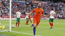 Pröpper erlöst die Elftal: Niederlande wahrt Chance aufs WM-Ticket