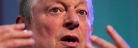 """Al Gore im Interview: """"Bei Trump lag ich falsch"""""""