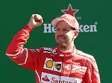 Lehren vom GP in Monza: Vettel gibt den Motivator, Verstappen leidet