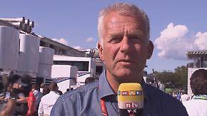 """Christian Danner zum Hamilton-Sieg: """"Machtdemonstration von Mercedes in Monza"""""""